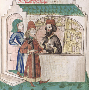 Medieval Apothecary